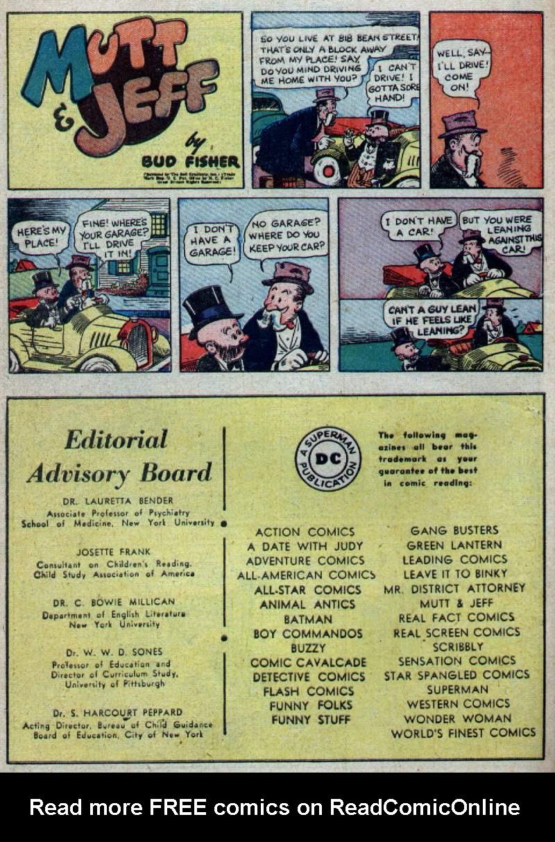 Comic Cavalcade issue 28 - Page 74