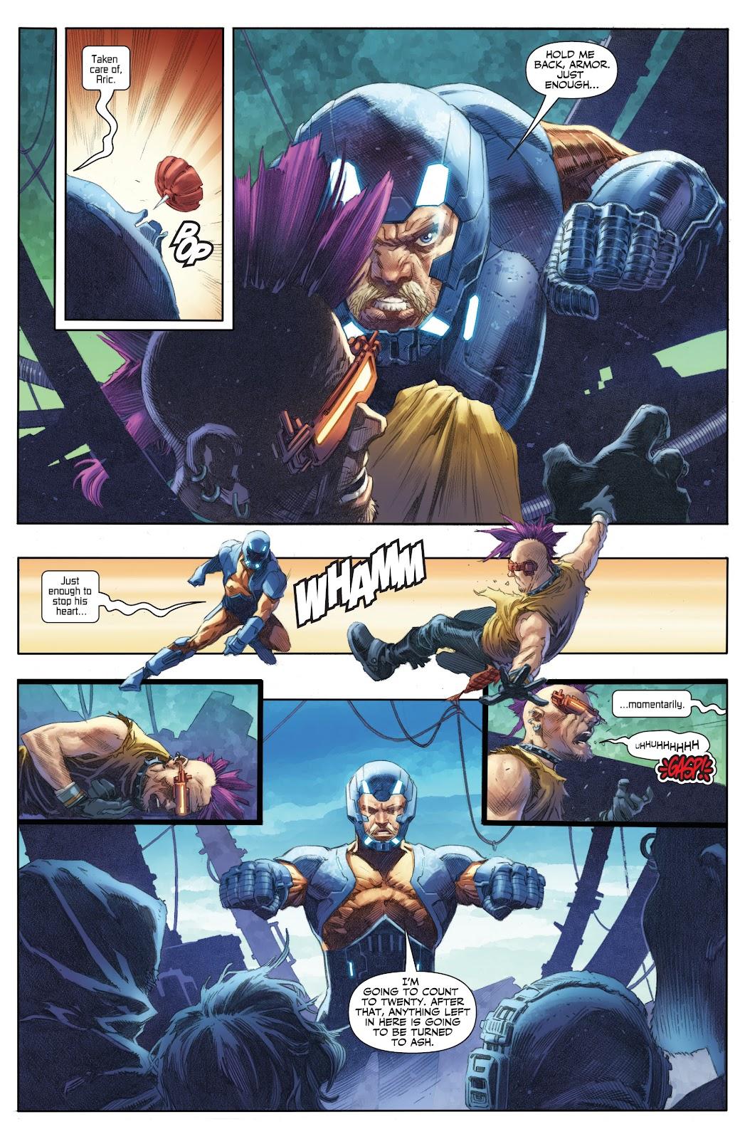 Read online X-O Manowar (2017) comic -  Issue #26 - 13