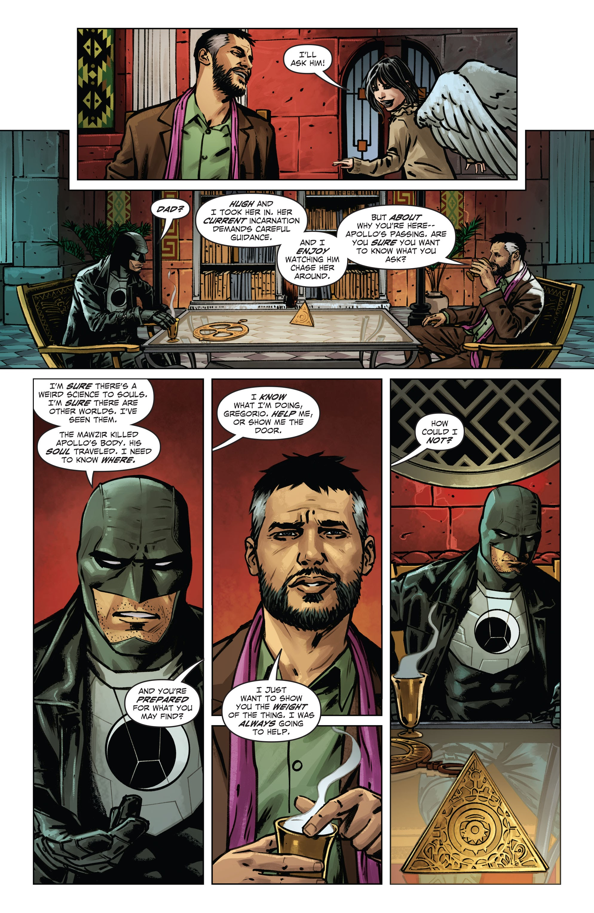 Midnighter and Apollo #_TPB #7 - English 42