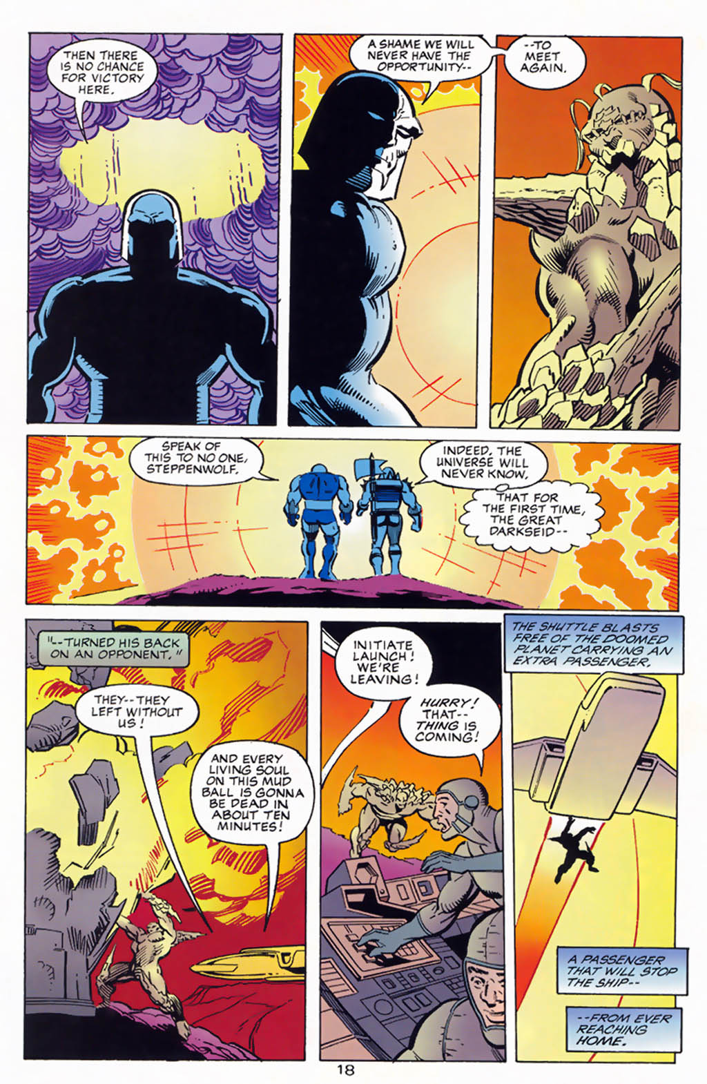 Read online Doomsday Annual comic -  Issue # Full - 19