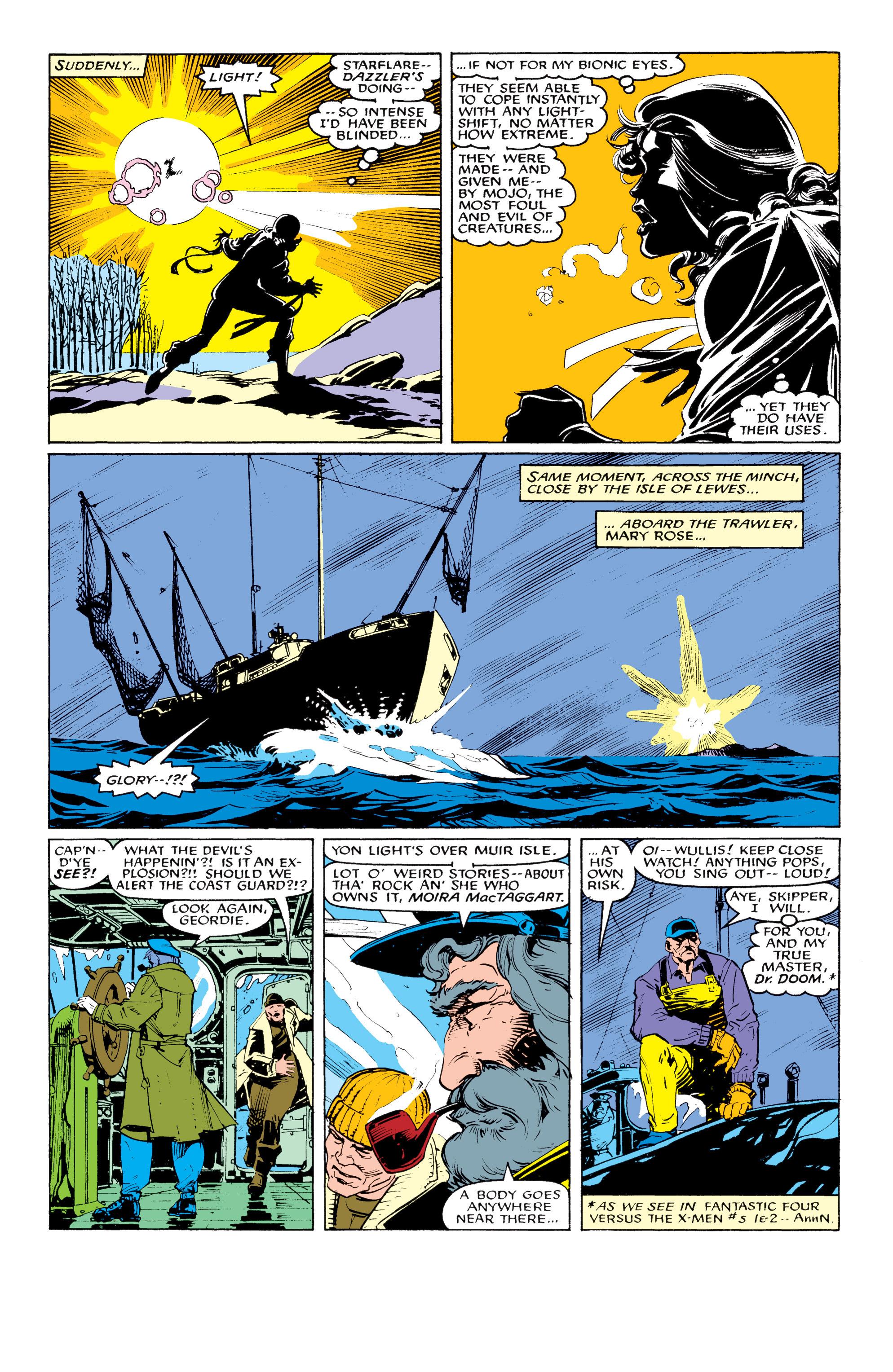 Read online Uncanny X-Men (1963) comic -  Issue #217 - 3