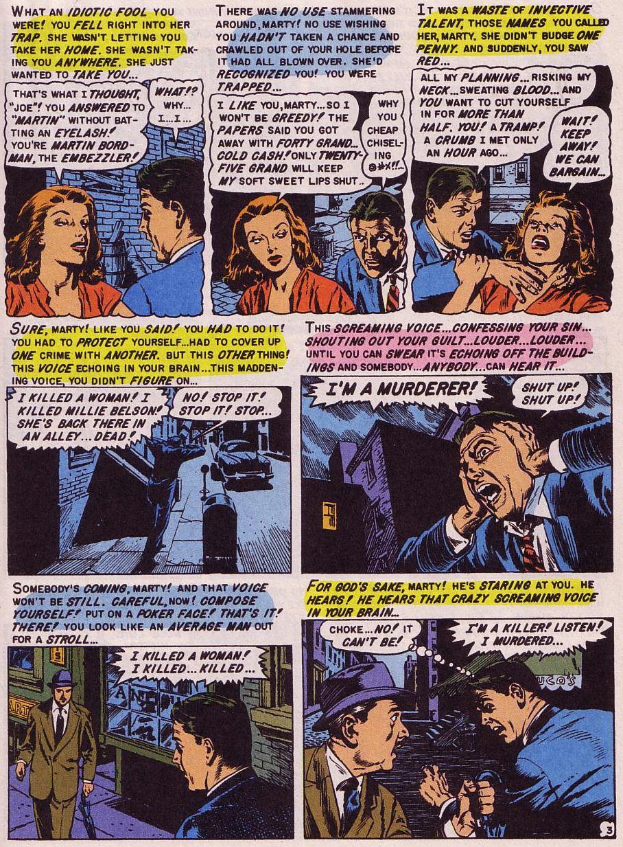 Read online Shock SuspenStories comic -  Issue #15 - 20