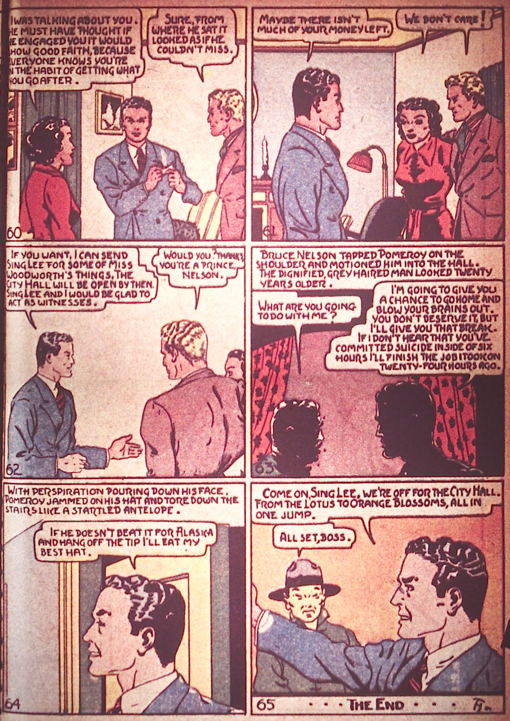 Detective Comics (1937) 10 Page 32