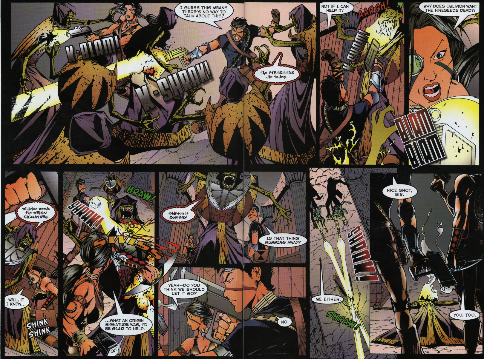 Read online Turok 3: Shadow of Oblivion comic -  Issue # Full - 22