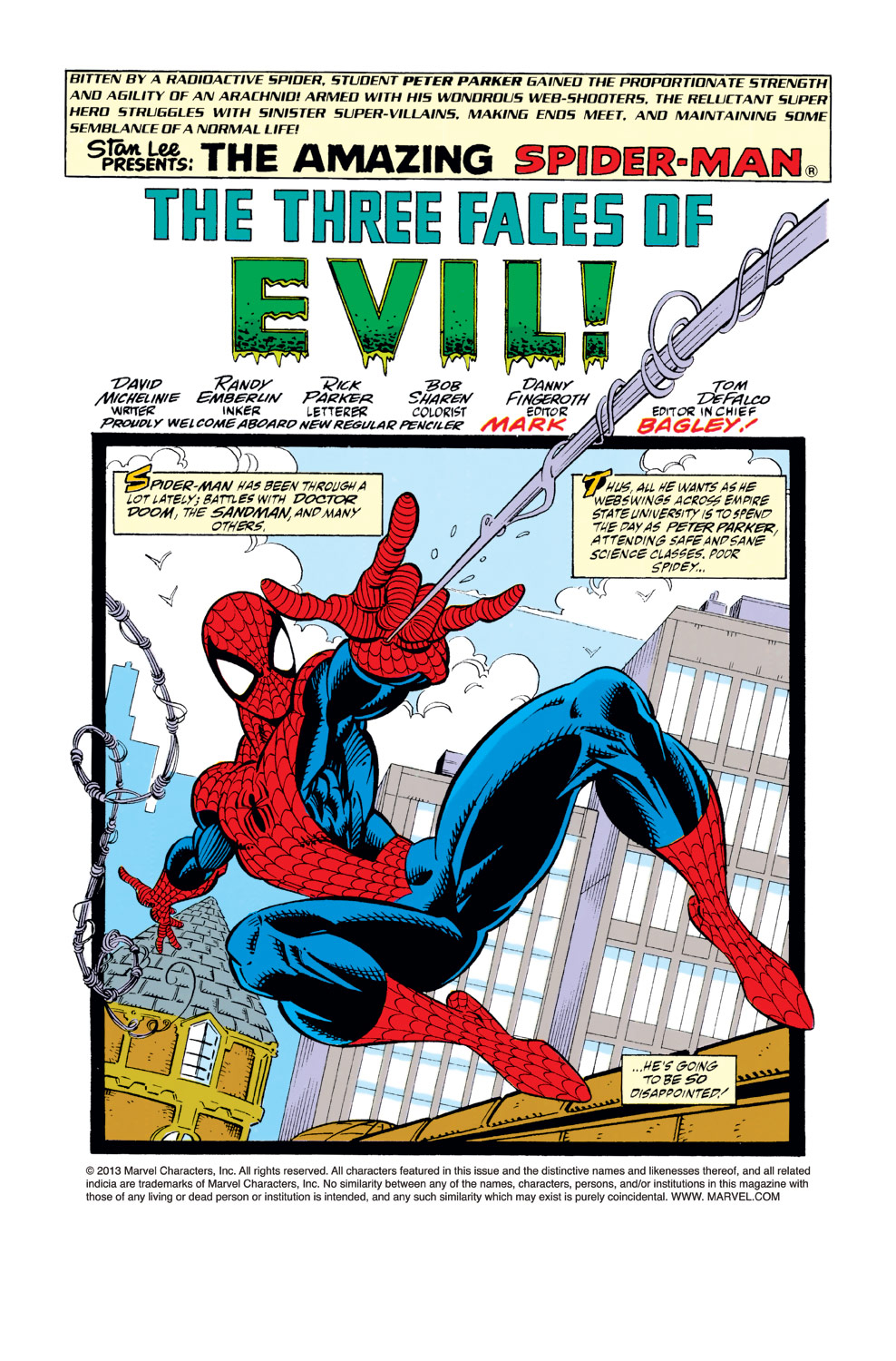 The Amazing Spider-Man (1963) 351 Page 1