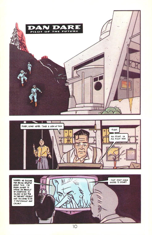 Read online Dare comic -  Issue #3 - 12