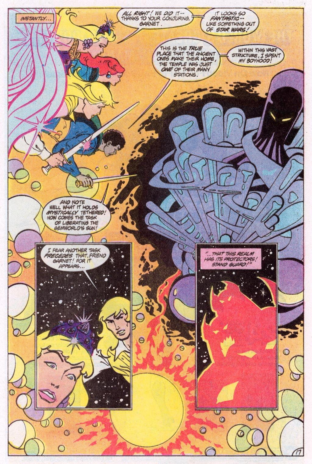 Read online Amethyst (1985) comic -  Issue #10 - 24