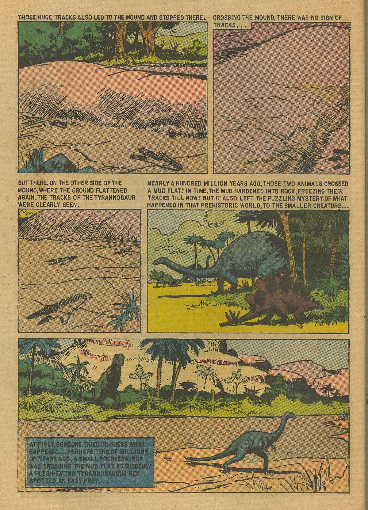 Read online Turok, Son of Stone comic -  Issue #19 - 18