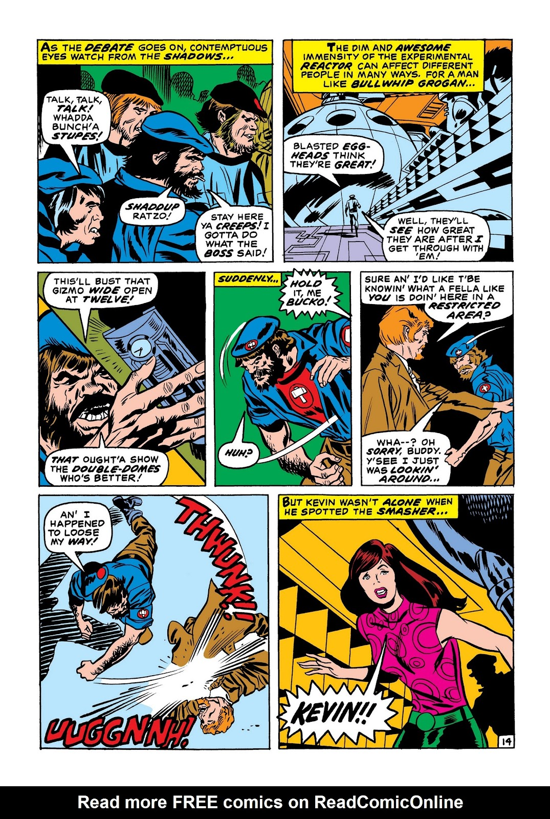 Read online Marvel Masterworks: The Invincible Iron Man comic -  Issue # TPB 7 (Part 2) - 22