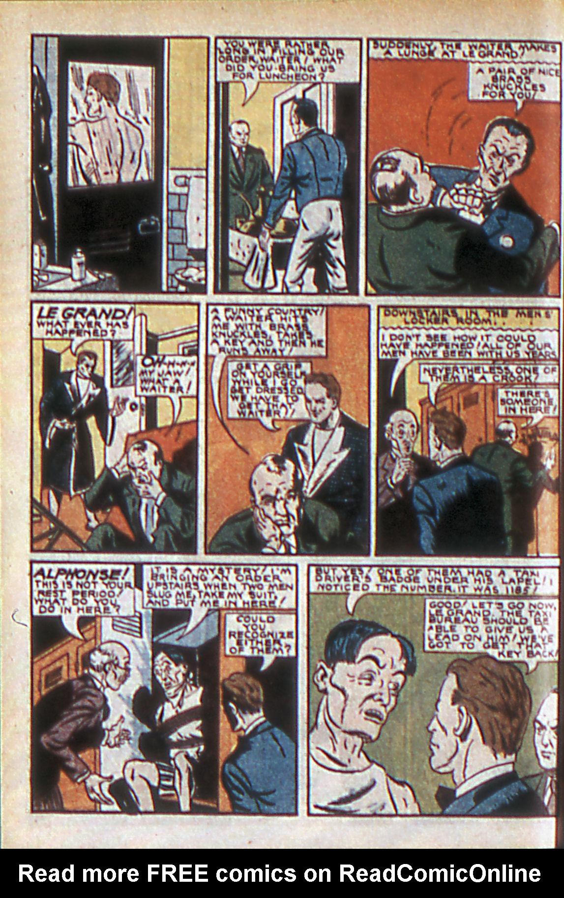 Read online Adventure Comics (1938) comic -  Issue #60 - 17