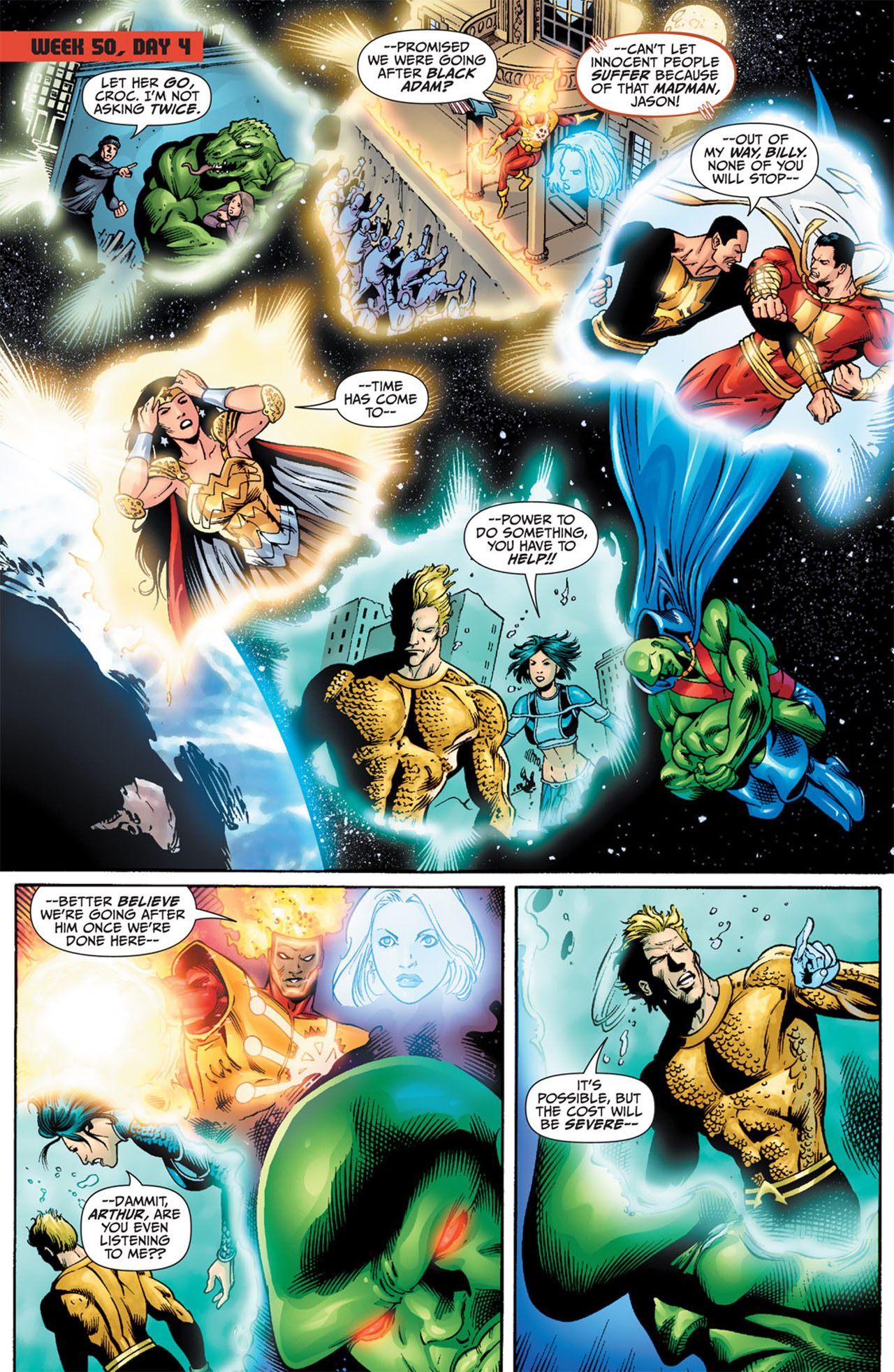 Read online World War III comic -  Issue #2 - 6