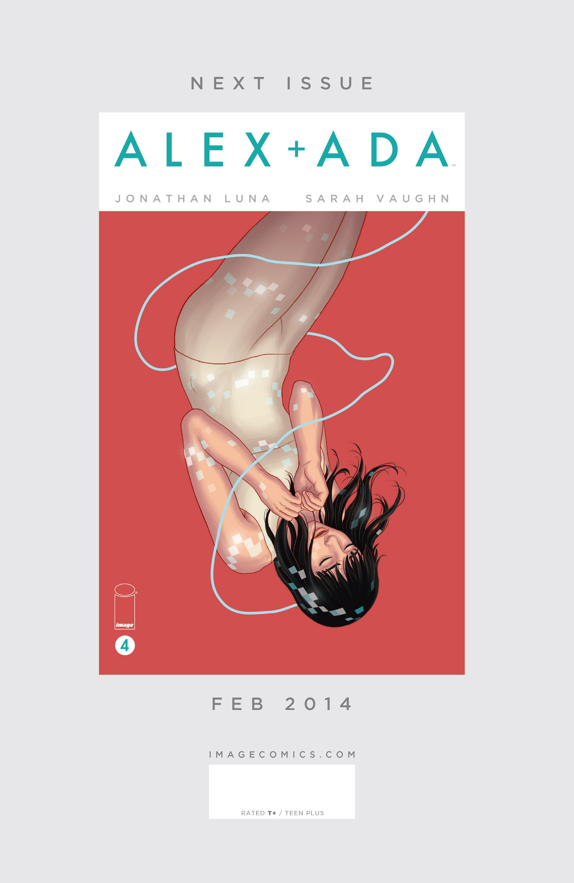 Read online Alex   Ada comic -  Issue #3 - 31