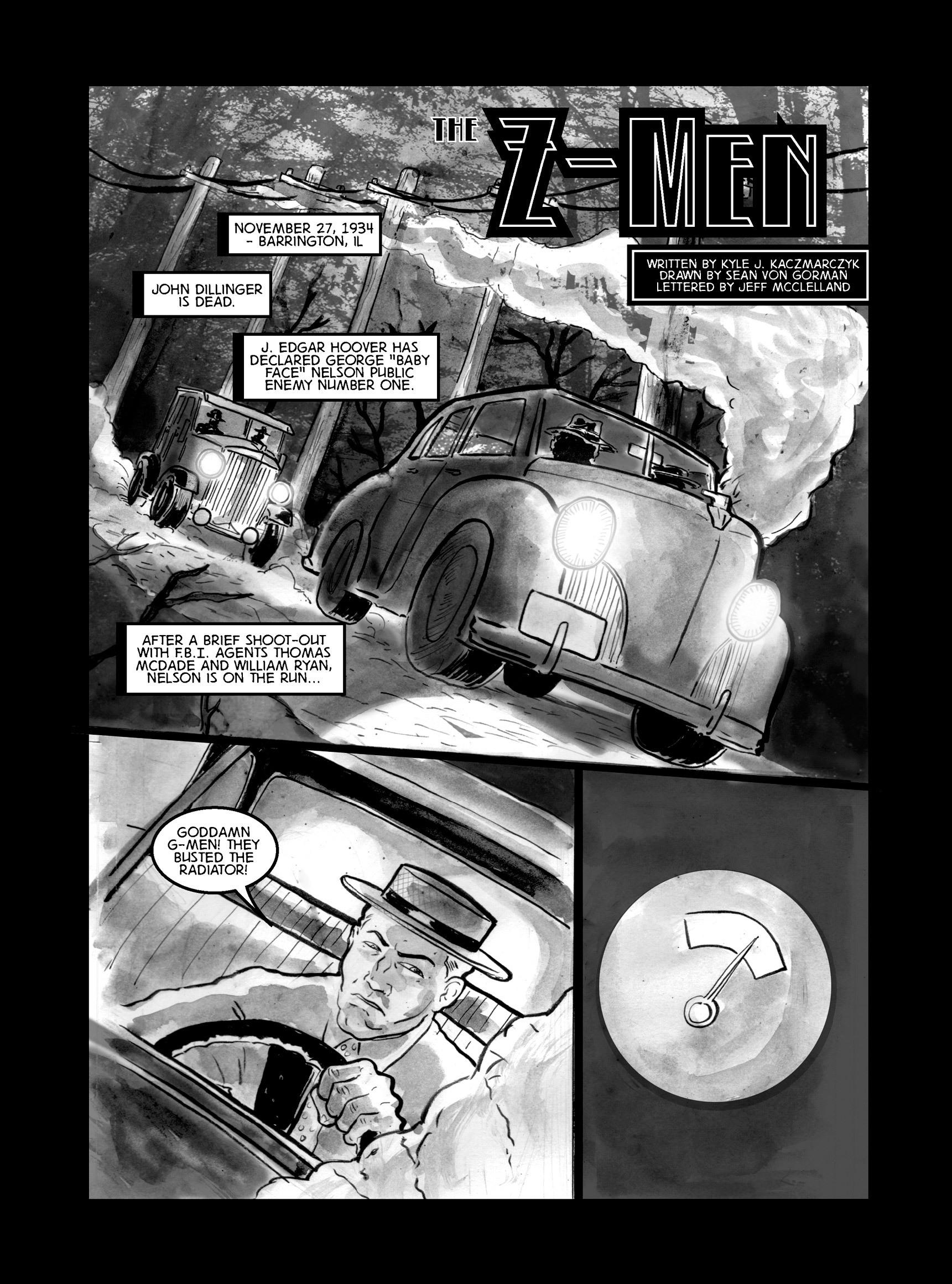 Read online FUBAR comic -  Issue #3 - 243