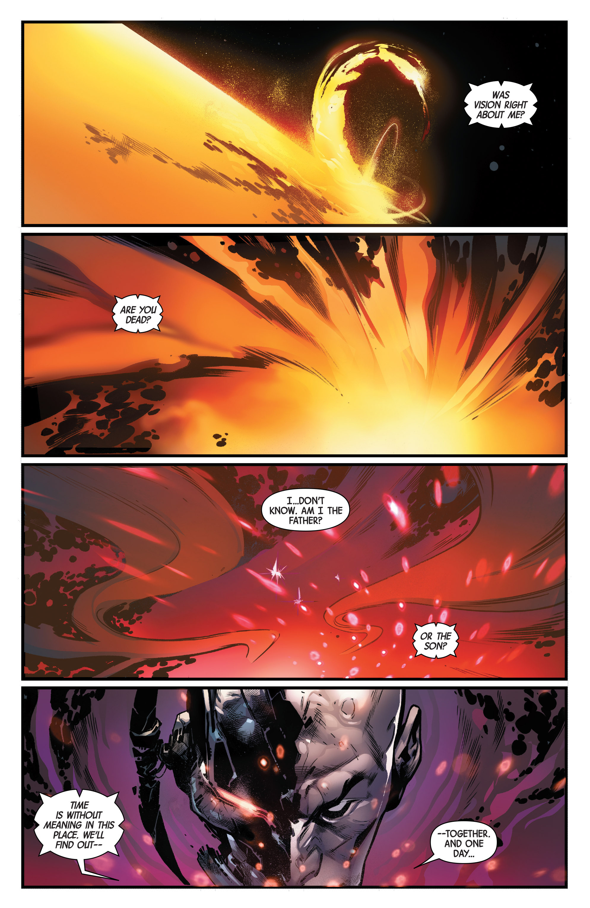 Read online Uncanny Avengers [II] comic -  Issue #12 - 21