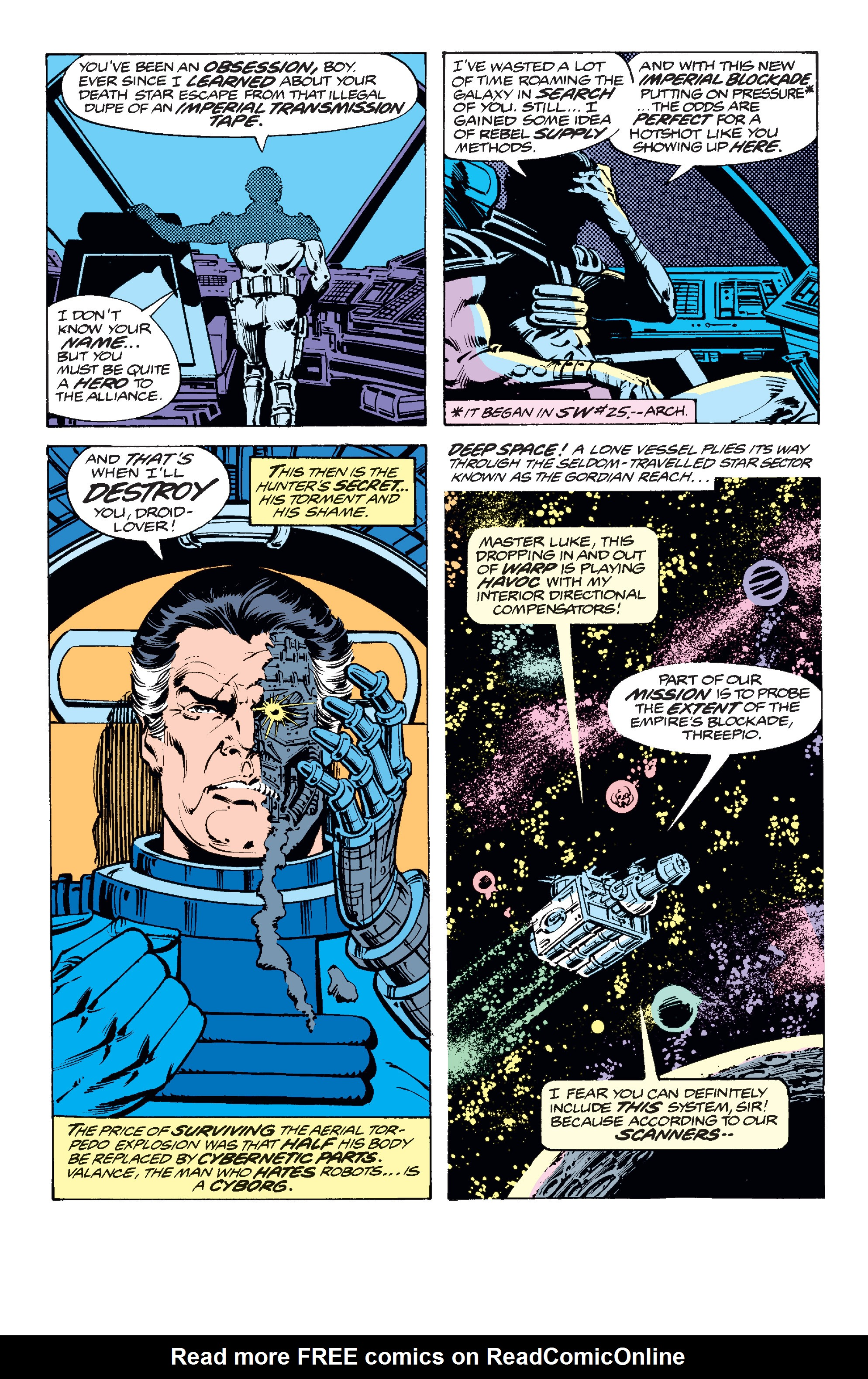 Read online Star Wars Omnibus comic -  Issue # Vol. 13 - 478