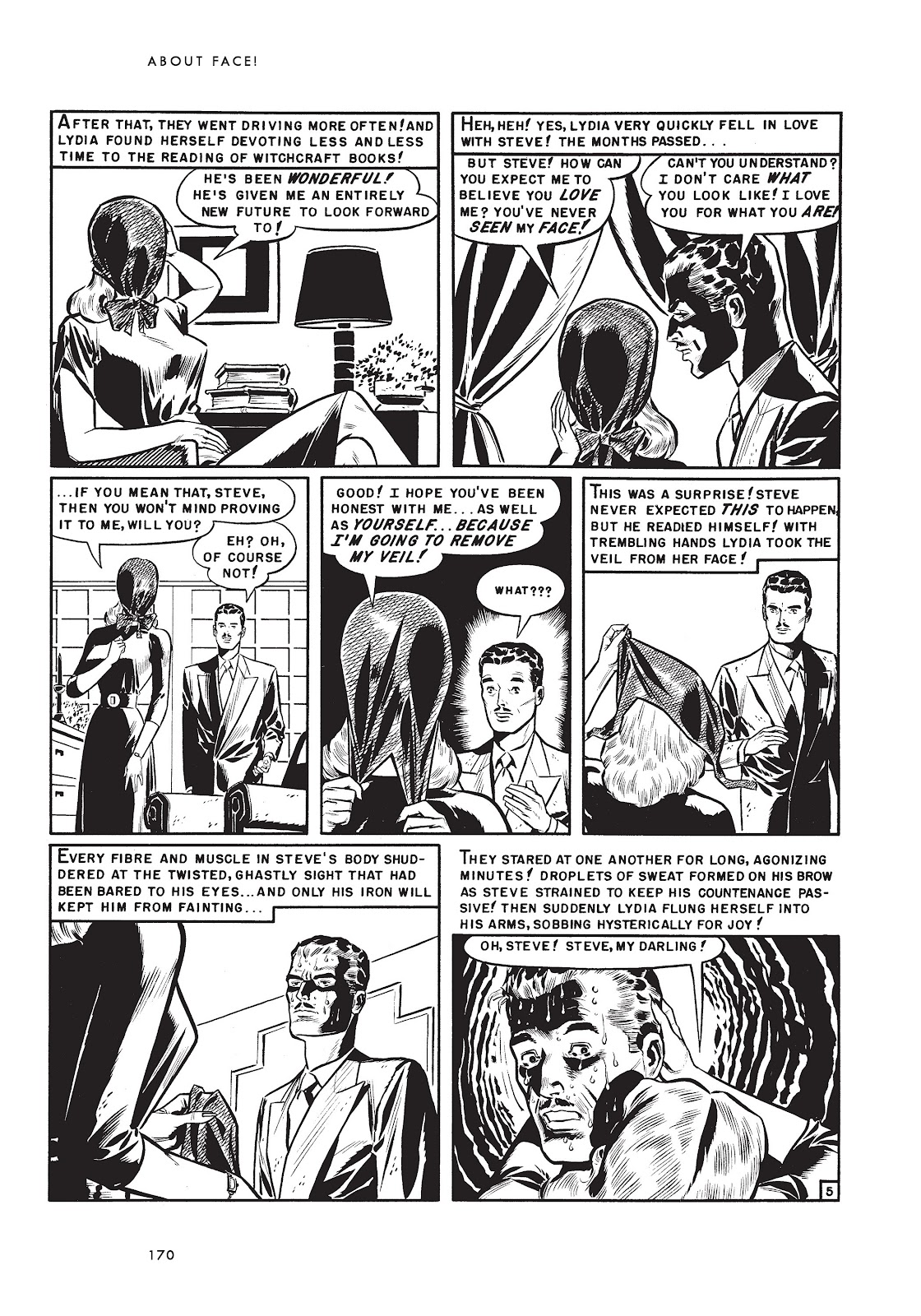Read online Voodoo Vengeance and Other Stories comic -  Issue # TPB (Part 2) - 88