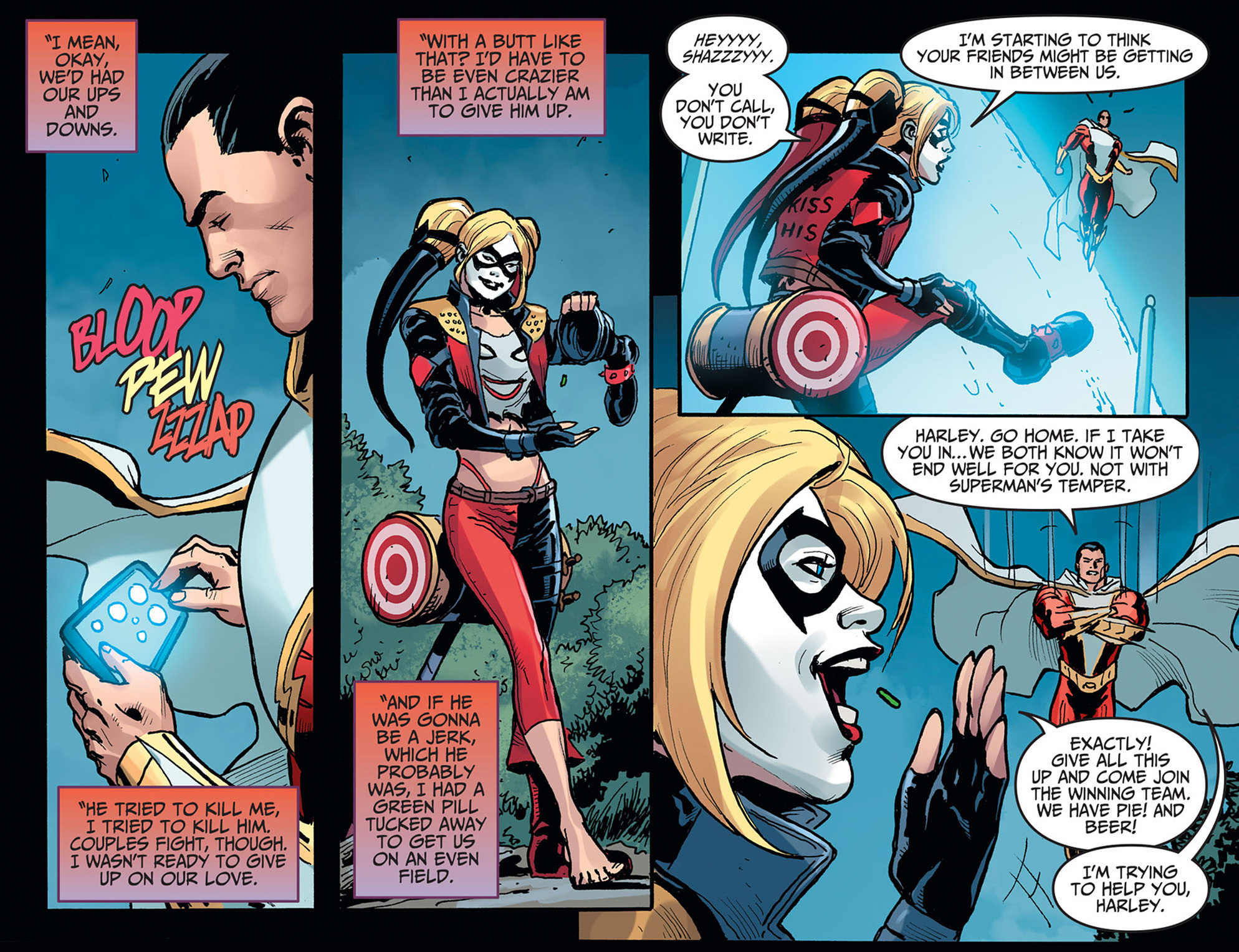 Read online Injustice: Ground Zero comic -  Issue #9 - 12