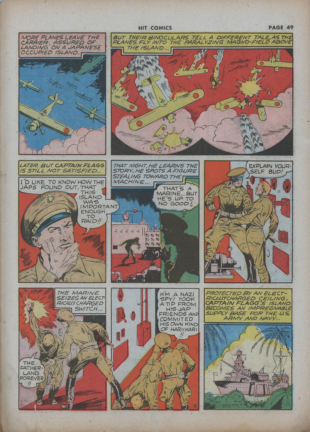Read online Hit Comics comic -  Issue #22 - 51