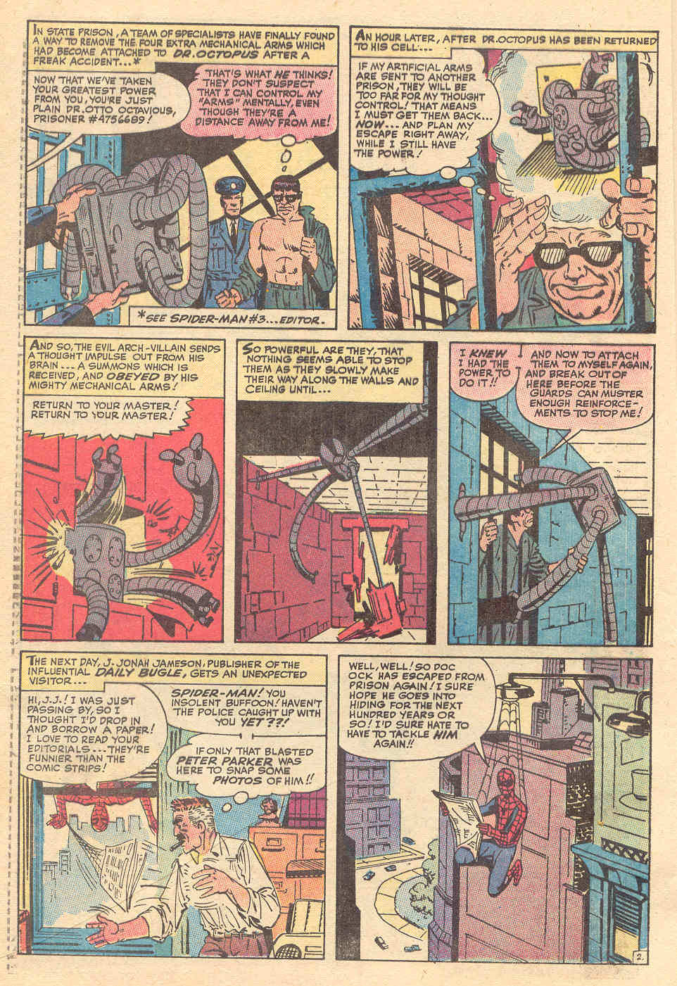 The Amazing Spider-Man (1963) _Annual_6 Page 2