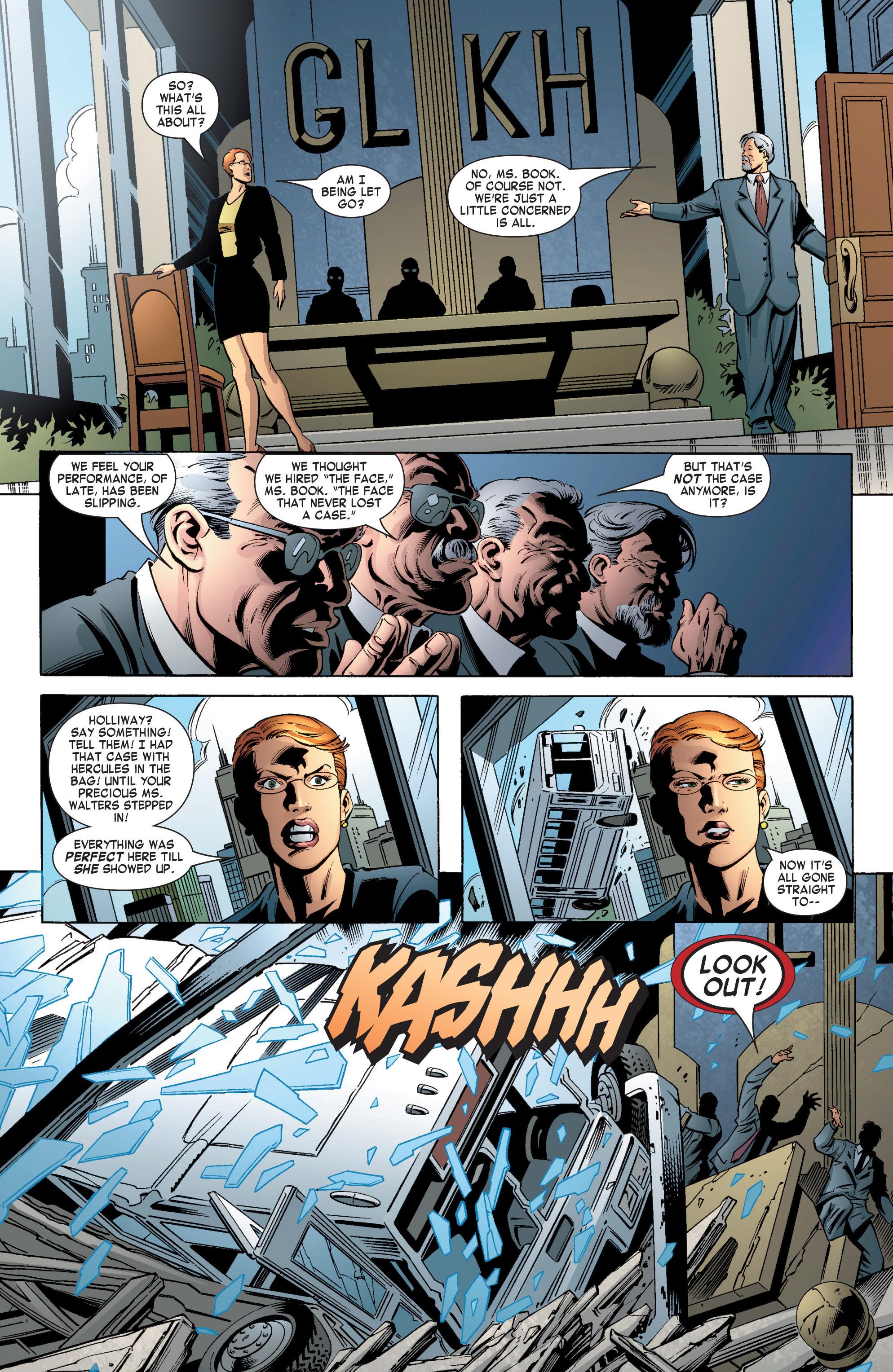 Read online She-Hulk (2004) comic -  Issue #11 - 14