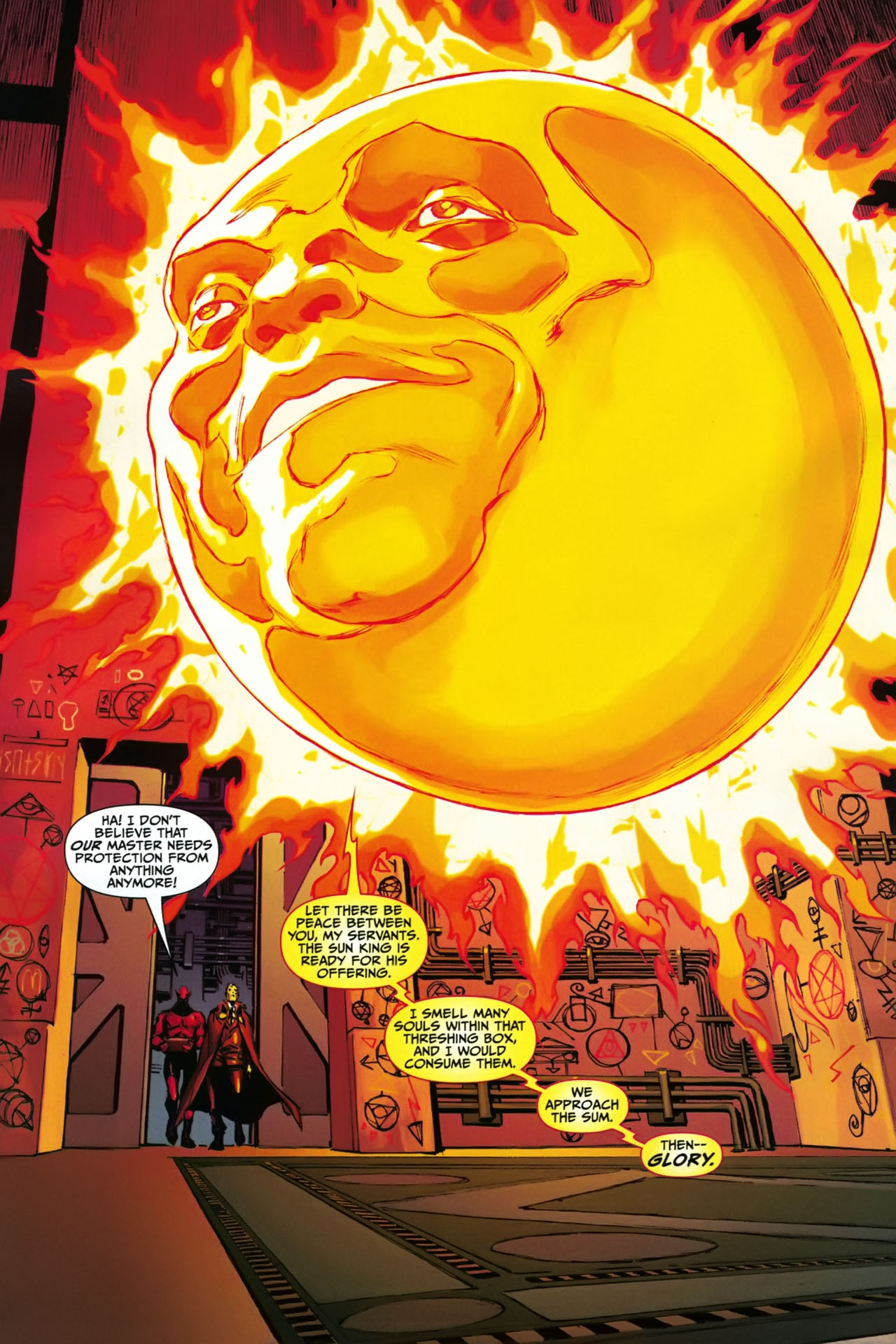 Read online Shadowpact comic -  Issue #23 - 14