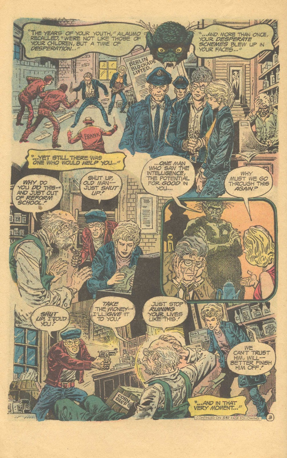 Weird Mystery Tales issue 20 - Page 5