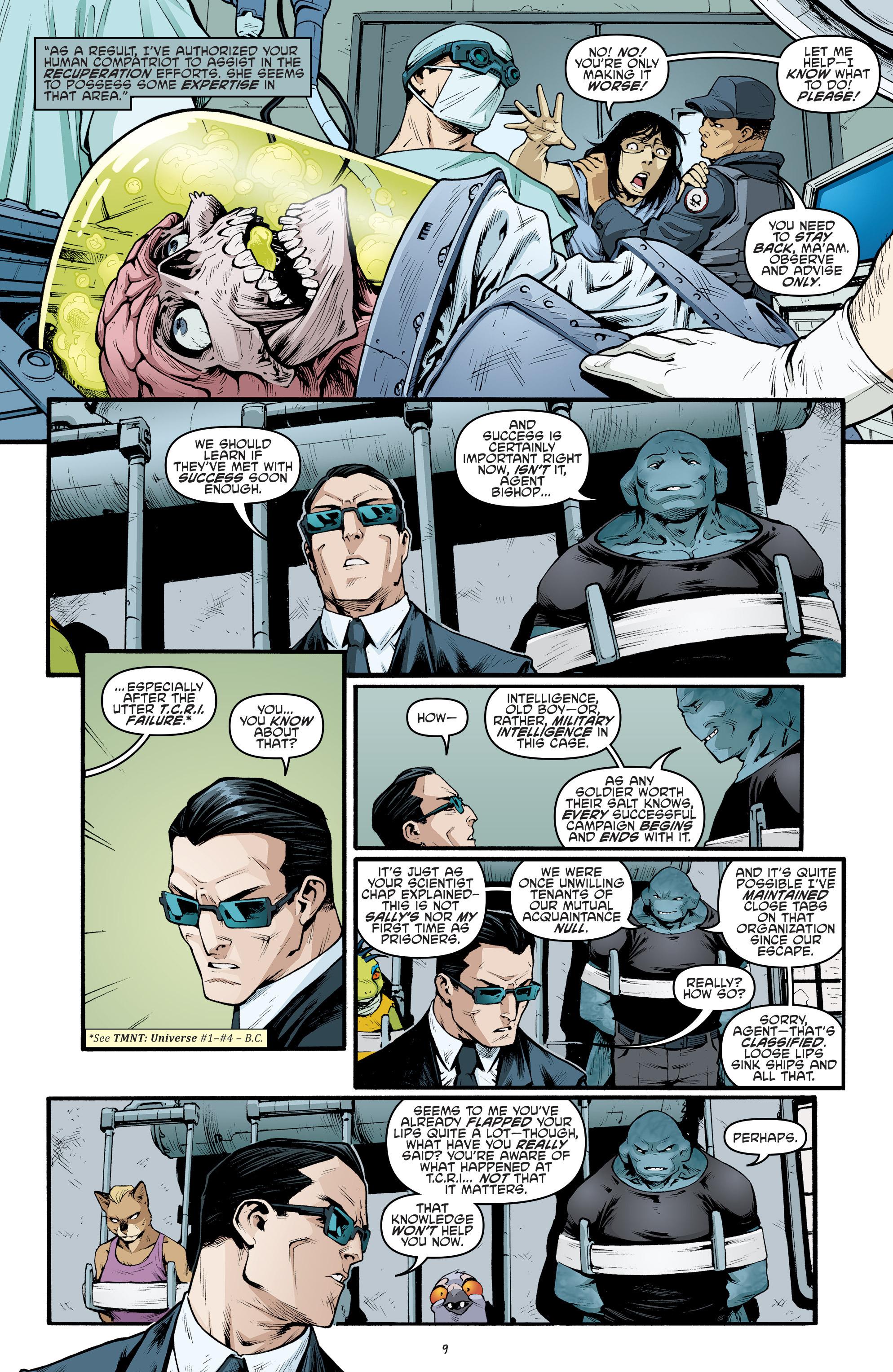 Read online Teenage Mutant Ninja Turtles (2011) comic -  Issue #68 - 11