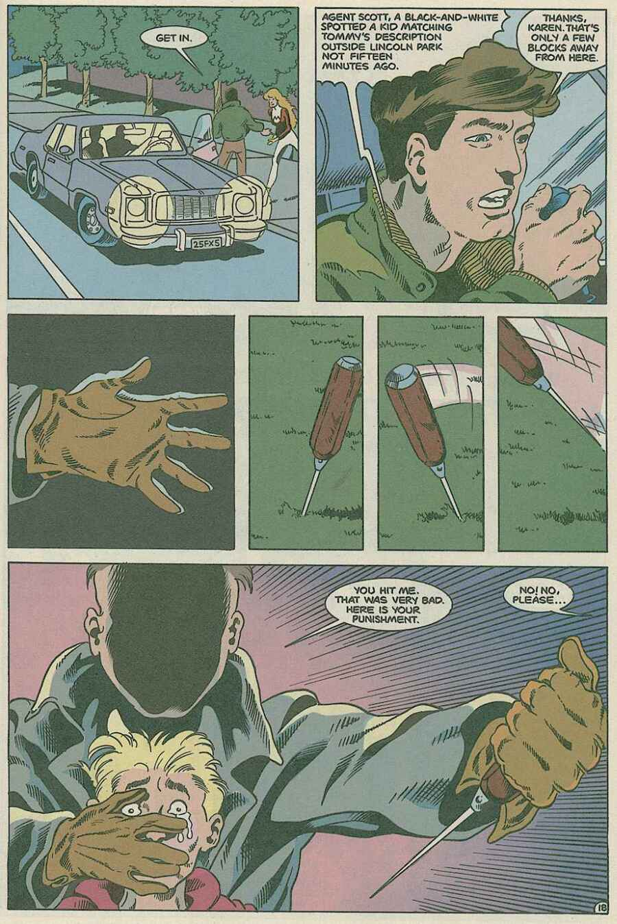 Elementals (1984) issue Special 1 - Page 20