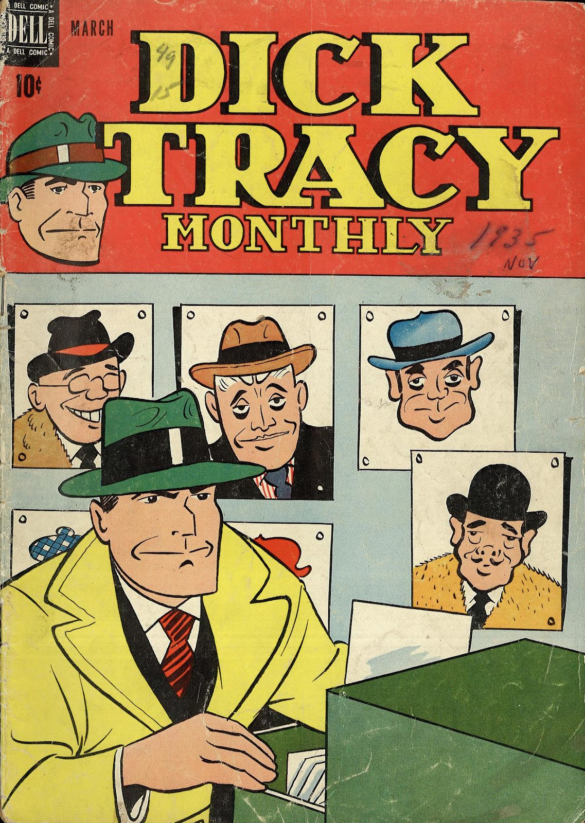 Dick Tracy Monthly 15 Page 1