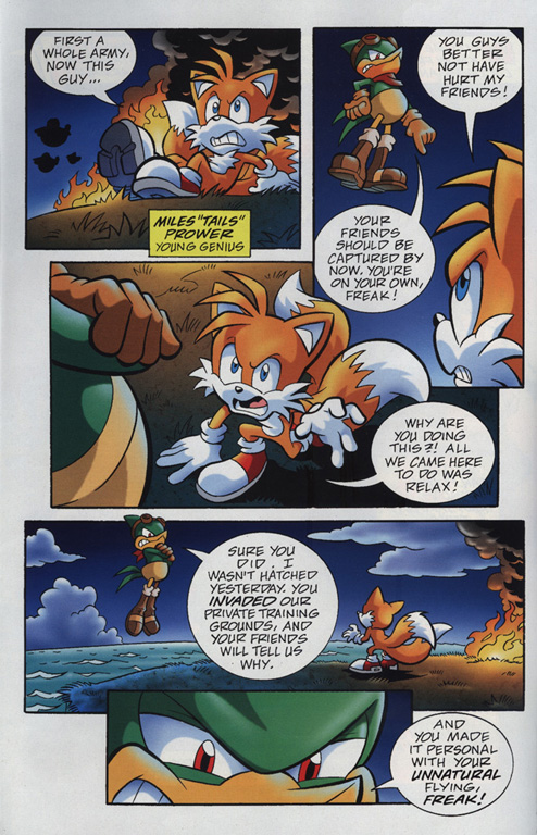 Read online Sonic Universe comic -  Issue #18 - 3