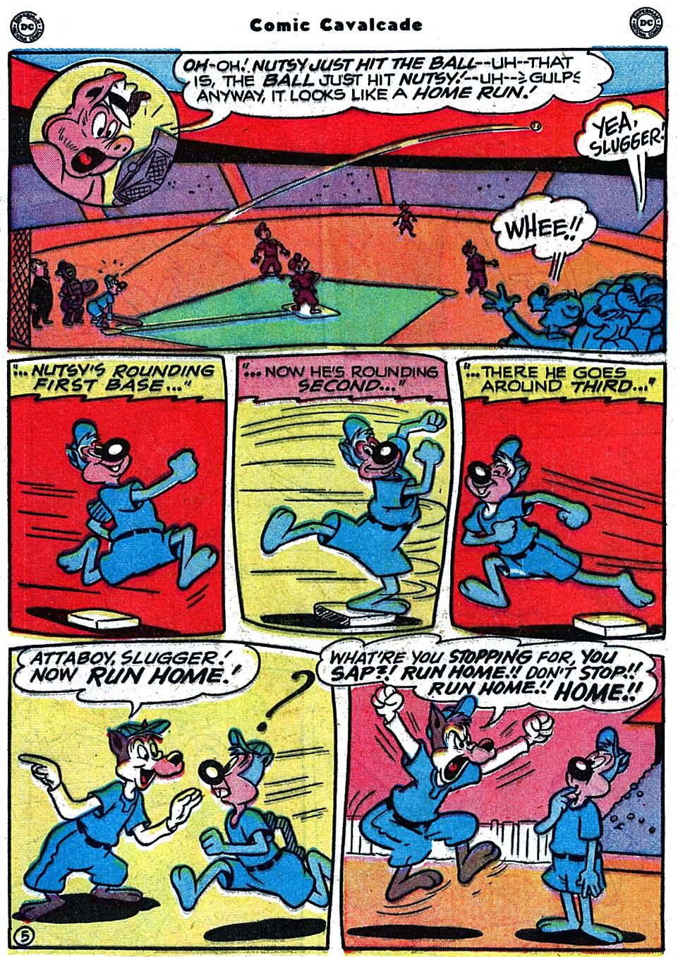 Comic Cavalcade issue 38 - Page 72