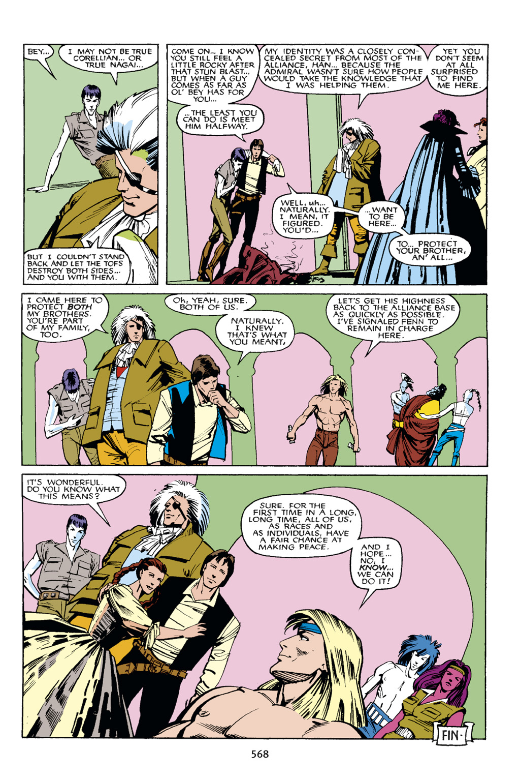 Read online Star Wars Omnibus comic -  Issue # Vol. 21.5 - 291
