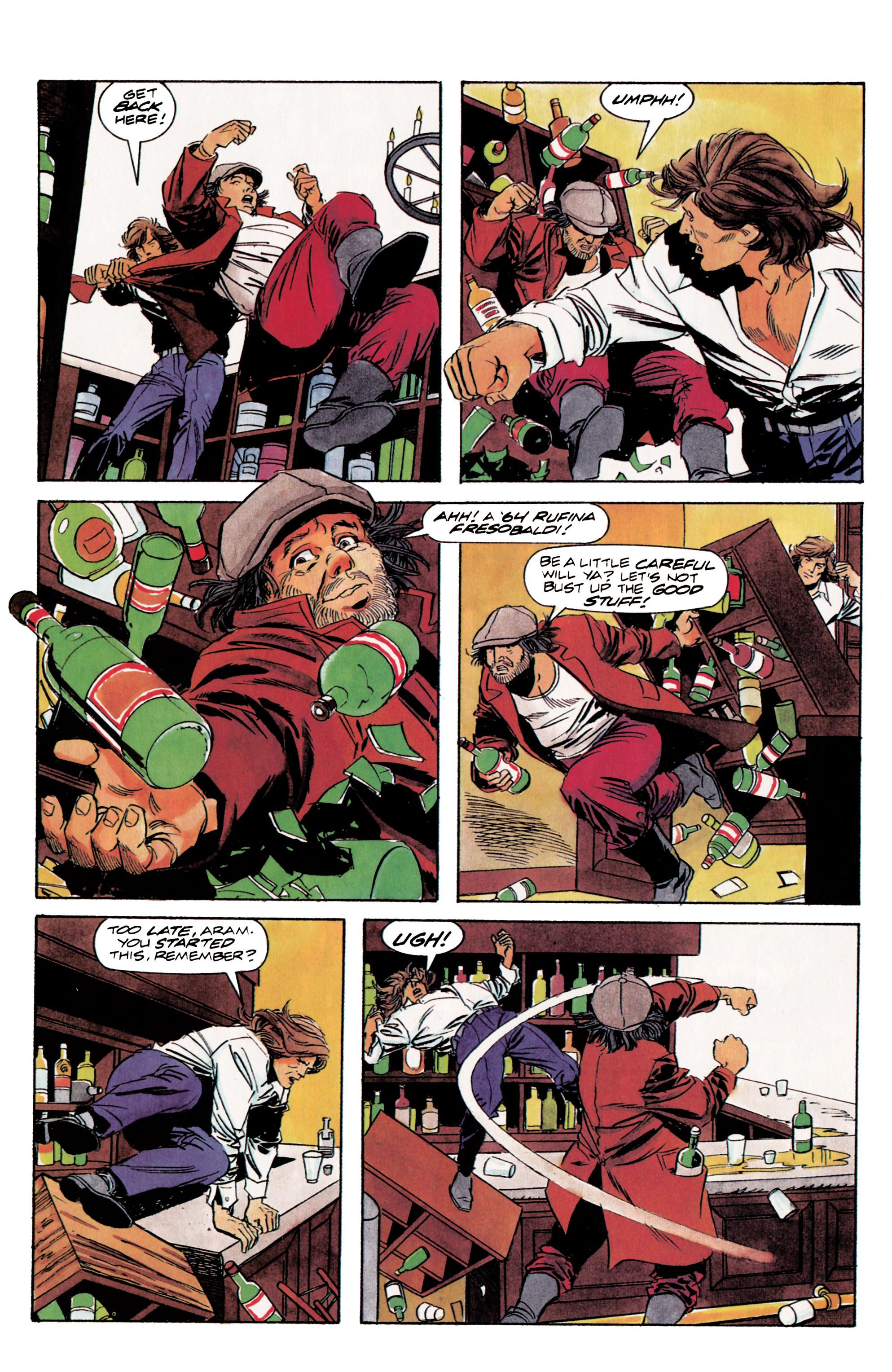 Read online Eternal Warrior (1992) comic -  Issue #3 - 19