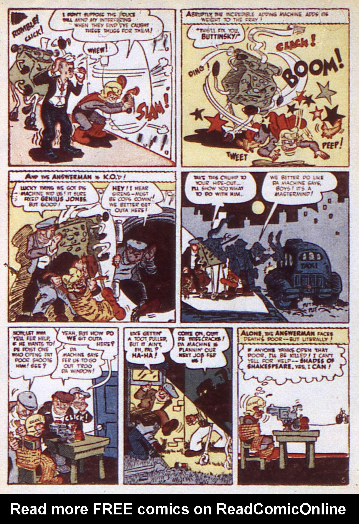 Read online Adventure Comics (1938) comic -  Issue #84 - 42