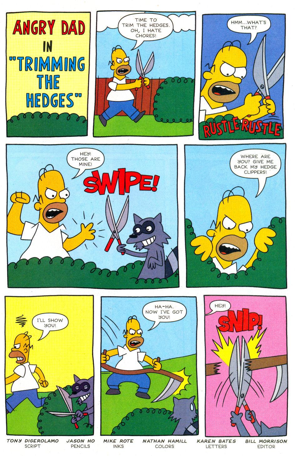 Read online Simpsons Comics Presents Bart Simpson comic -  Issue #28 - 23