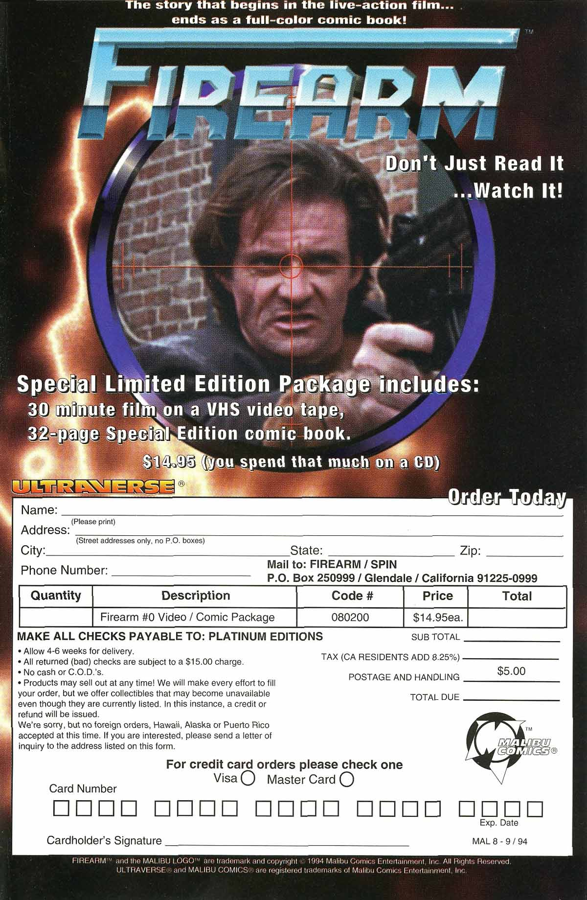 Read online Rune (1994) comic -  Issue #5 - 34