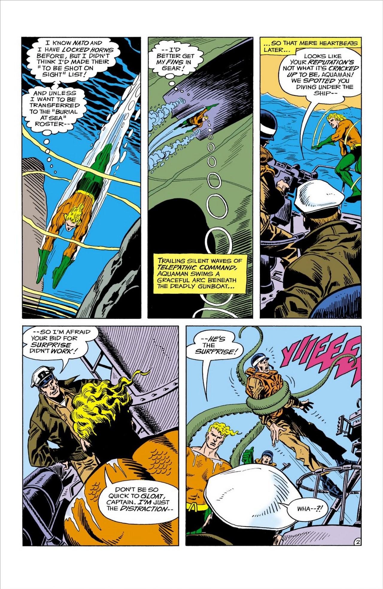 Read online Aquaman (1962) comic -  Issue #59 - 3
