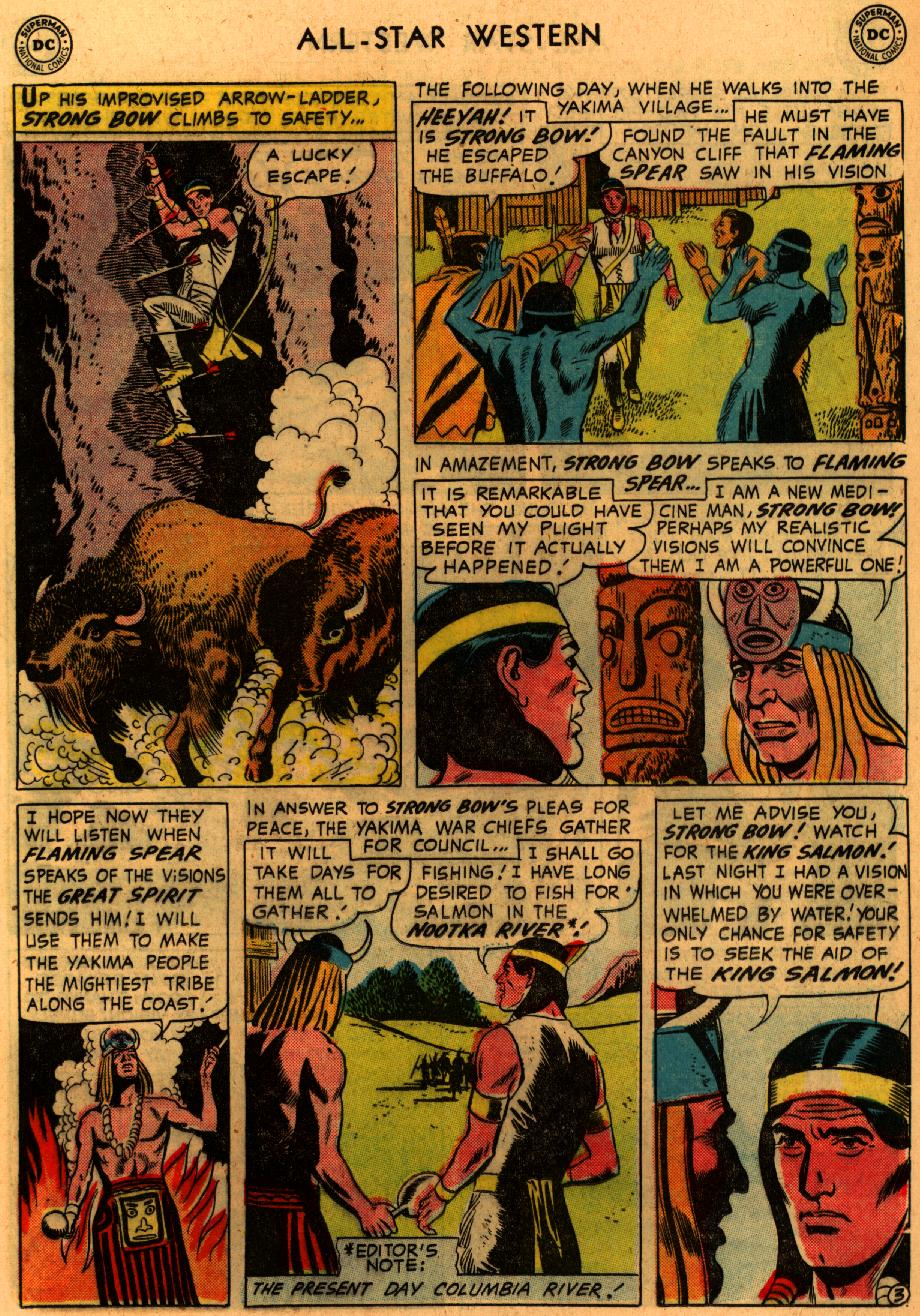 Read online All-Star Western (1951) comic -  Issue #94 - 13