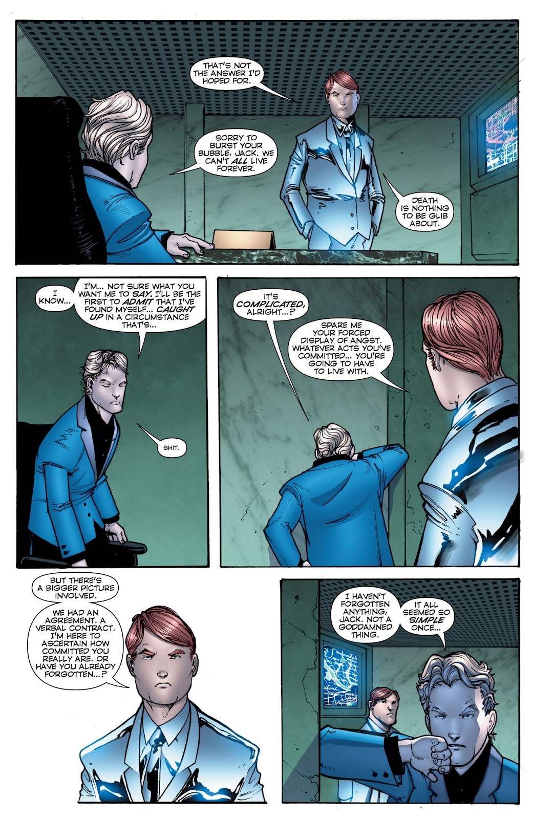 Wildcats Version 3.0 Issue #17 #17 - English 8