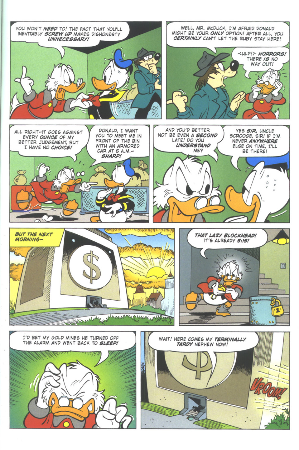 Read online Uncle Scrooge (1953) comic -  Issue #343 - 27