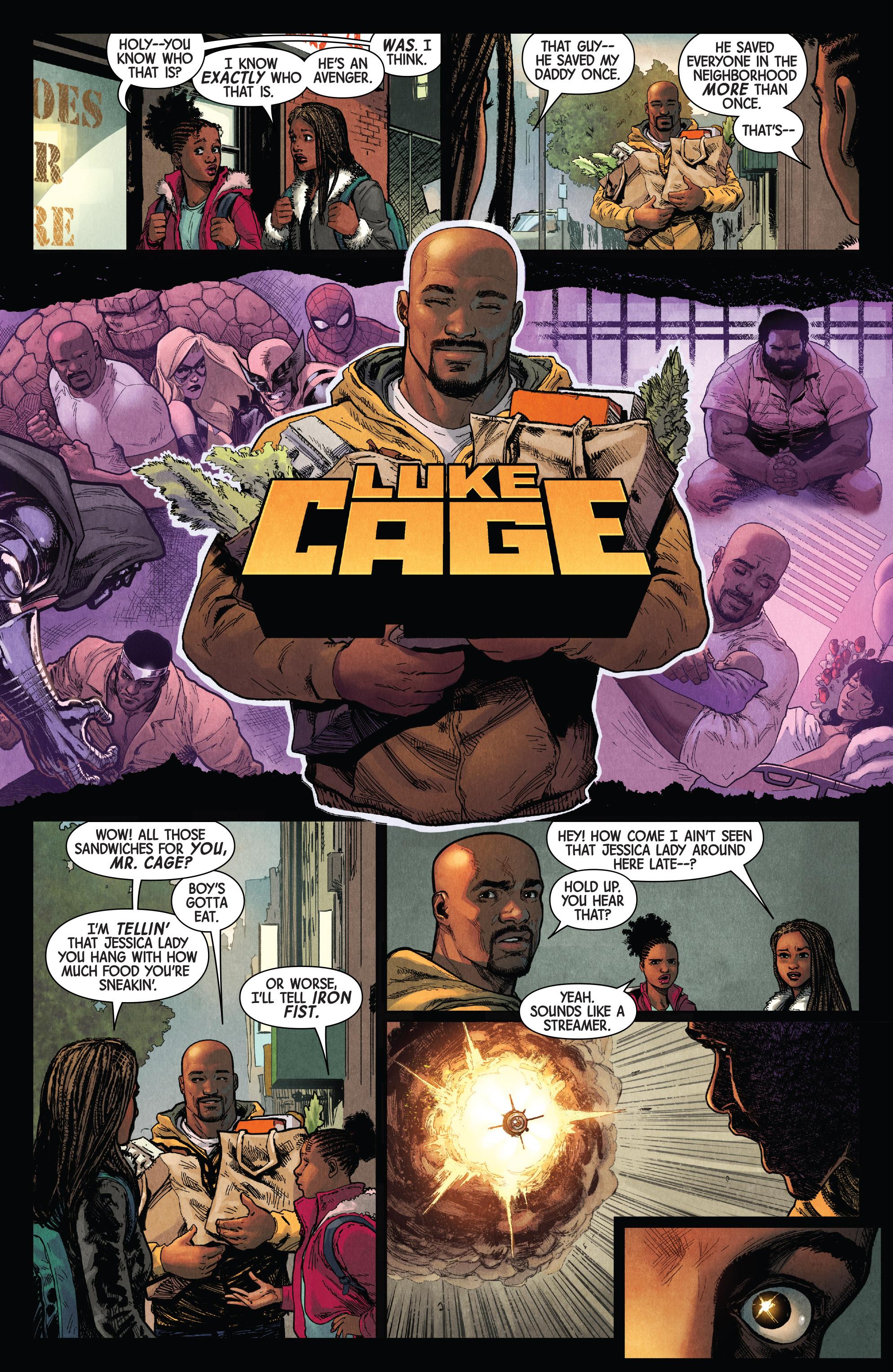 Read online Defenders (2017) comic -  Issue #1 - 5