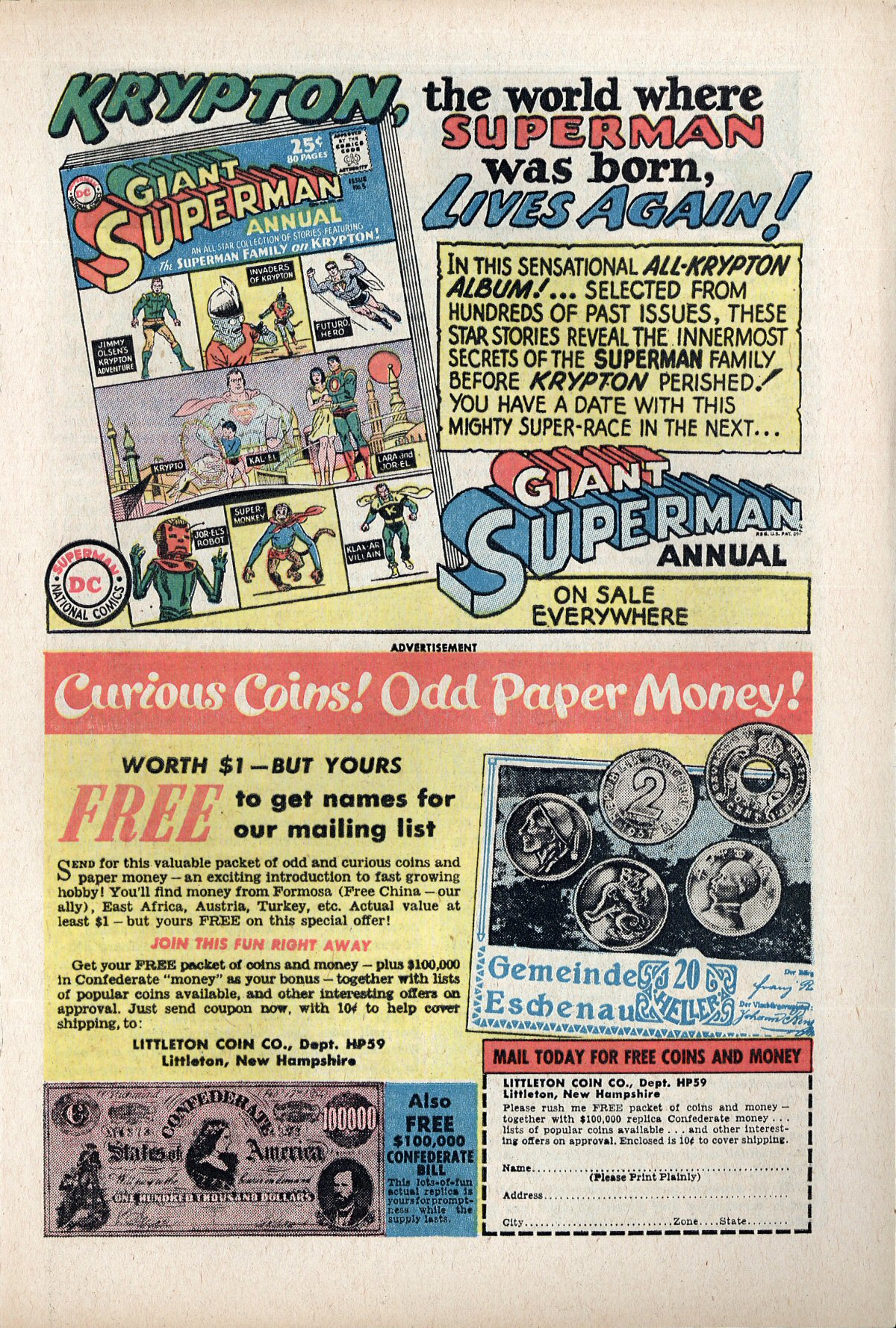 Read online Action Comics (1938) comic -  Issue #292 - 17