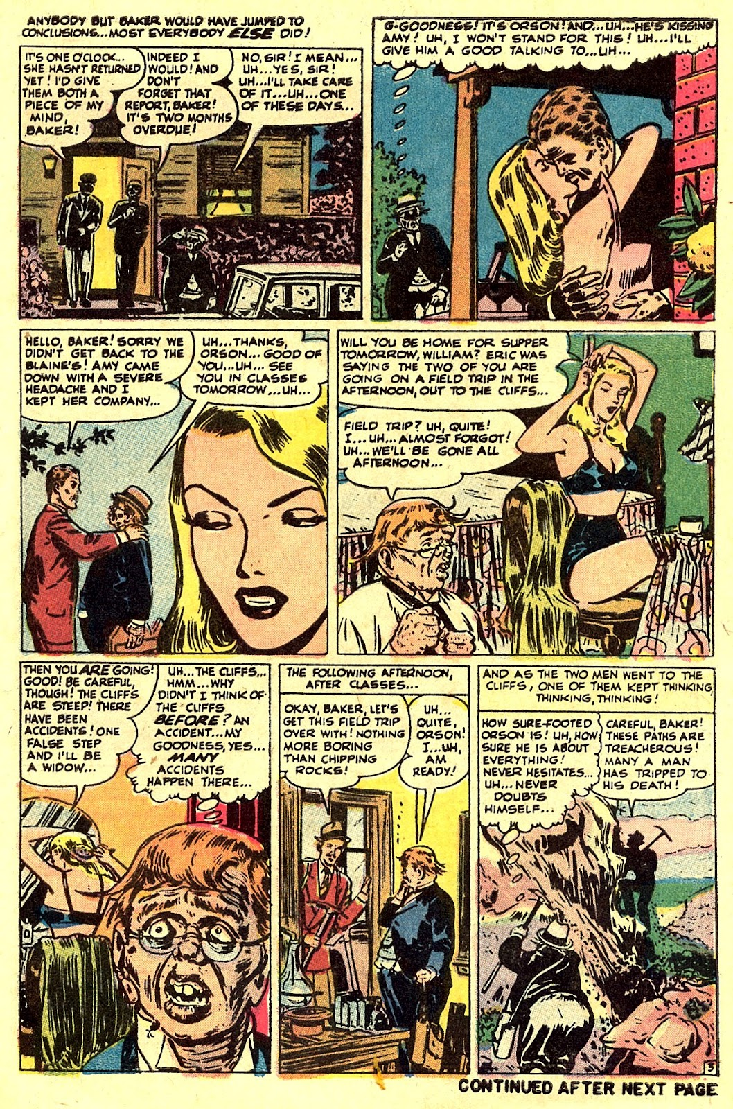 Journey Into Mystery (1972) issue 6 - Page 5