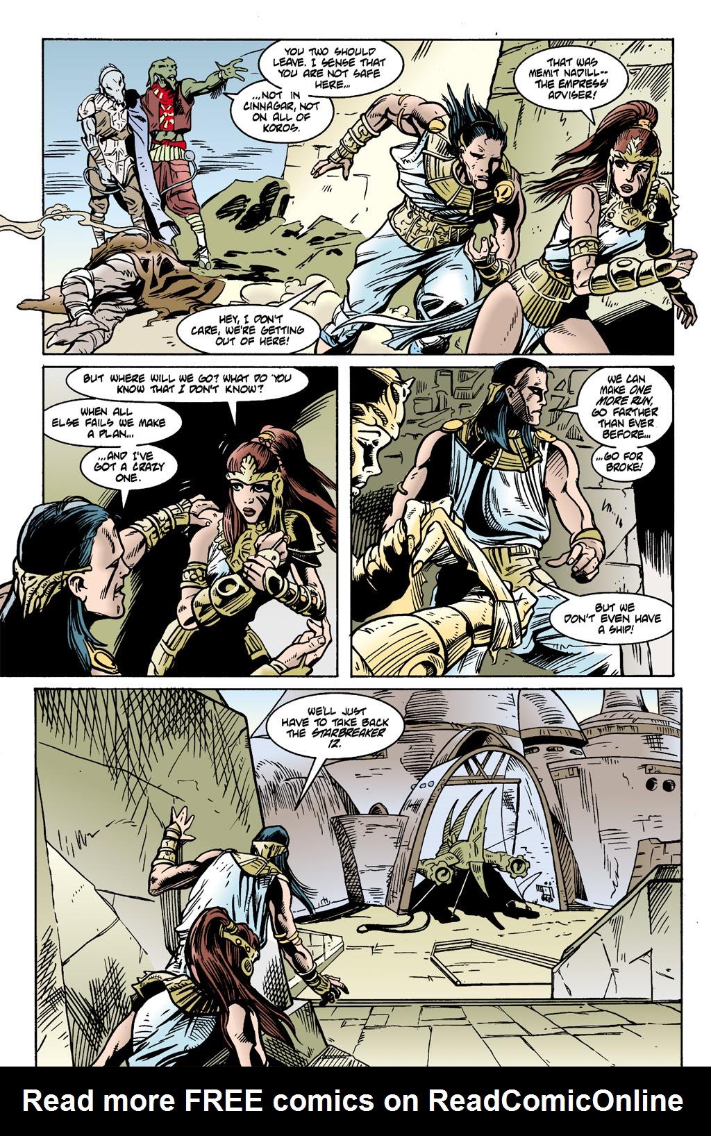 Read online Star Wars Omnibus comic -  Issue # Vol. 4 - 41