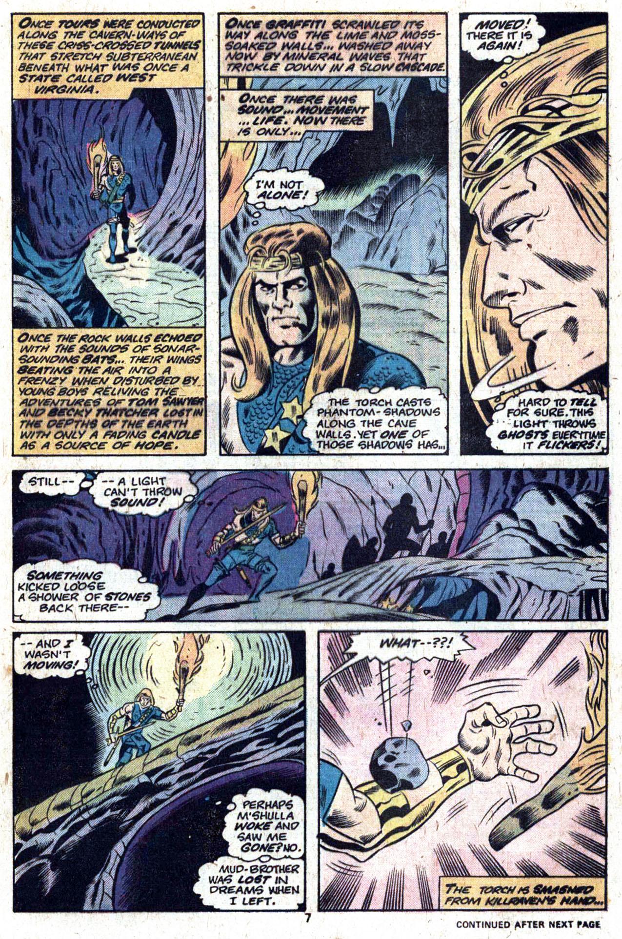 Read online Amazing Adventures (1970) comic -  Issue #33 - 9