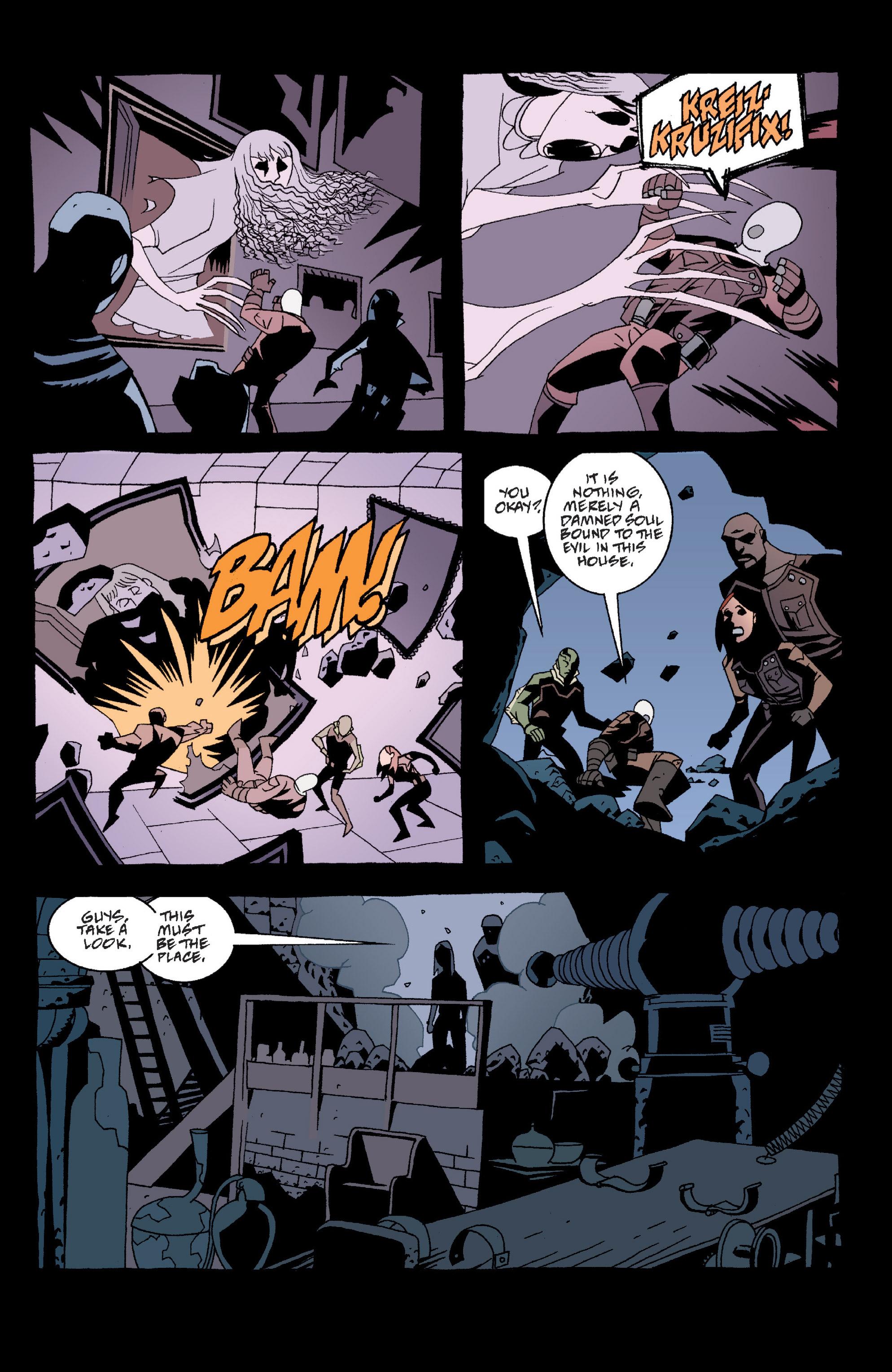 Read online B.P.R.D. (2003) comic -  Issue # TPB 2 - 17