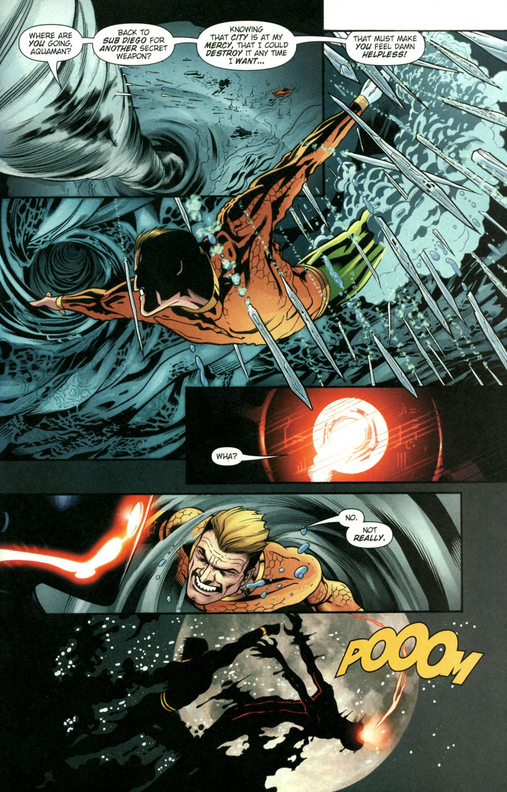 Read online Aquaman (2003) comic -  Issue #22 - 16