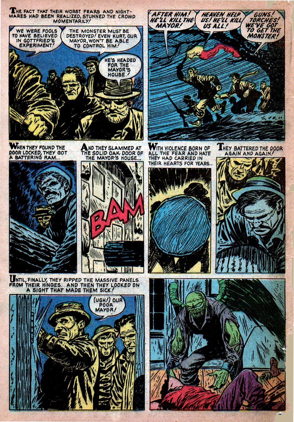 Read online Adventures into Weird Worlds comic -  Issue #15 - 7