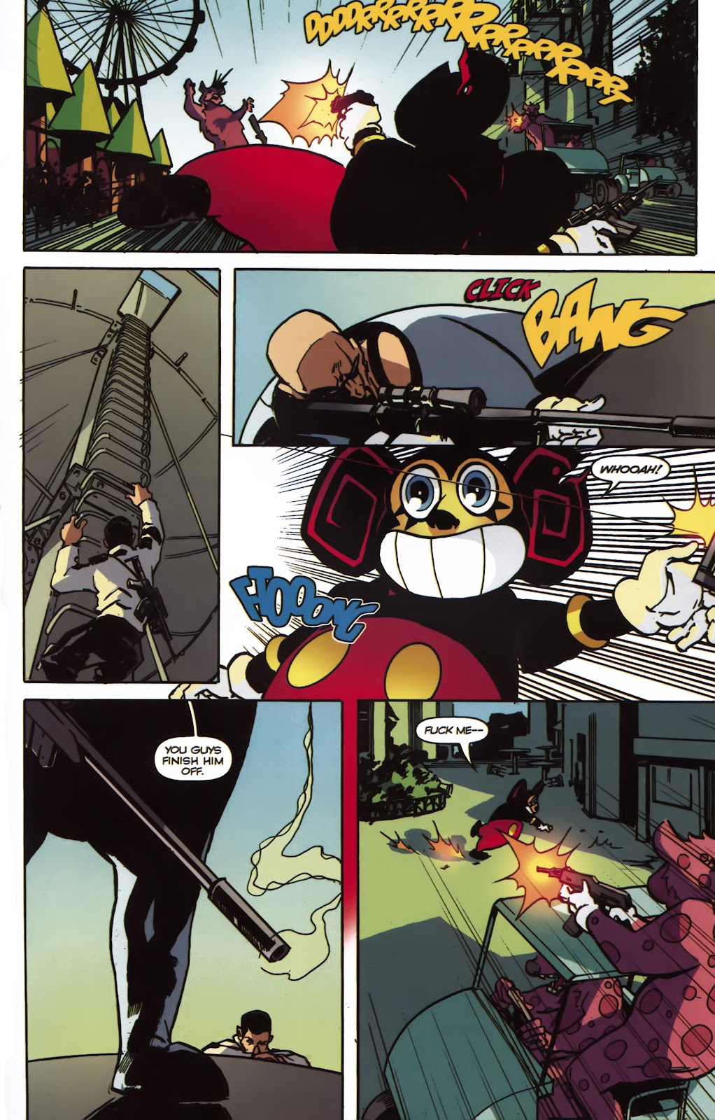 Read online Ricky Rouse Has A Gun comic -  Issue # TPB (Part 2) - 30