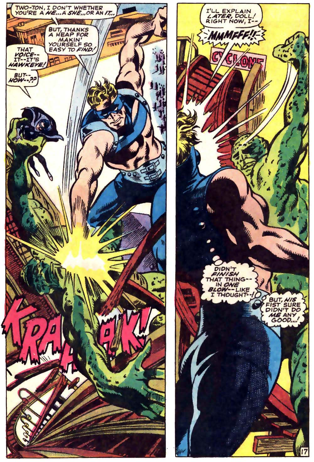 The Avengers (1963) 63 Page 17